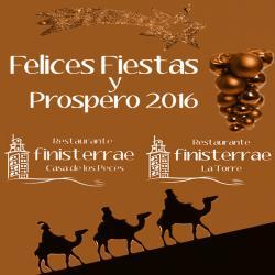 Si quiere pasar una excelente y fabulosa noche en NOCHEBUENA y FIN DE AÑO en nuestro restaurante FINISTERRAE LA TORRE
