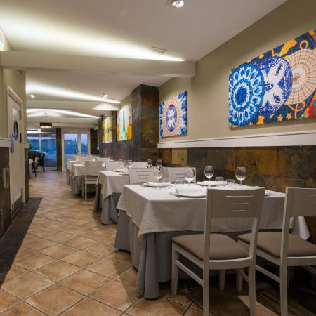Restaurante Finisterrae, salones para eventos